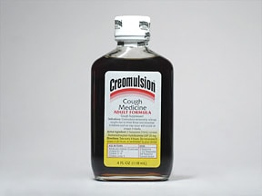Creomulsion Adult Formula 20 mg/15 mL oral solution