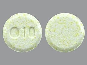 olanzapine 10 mg disintegrating tablet
