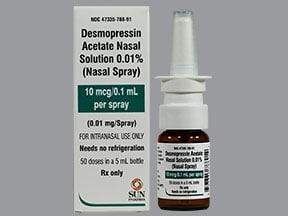 Ddavp Medication Cost
