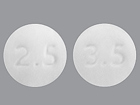 Prestalia 3.5 mg-2.5 mg tablet