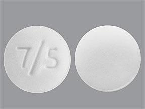 Prestalia 7 mg-5 mg tablet