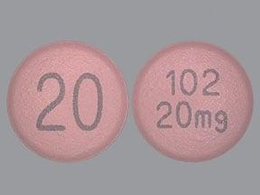 Lonsurf 20 mg-8.19 mg tablet