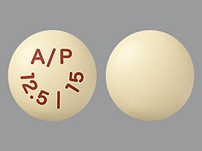 Oseni 12.5 mg-15 mg tablet