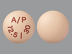 alogliptin 12.5 mg-pioglitazone 30 mg tablet