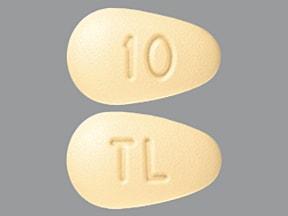 Trintellix 10 mg tablet
