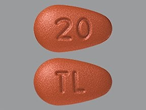 Trintellix 20 mg tablet