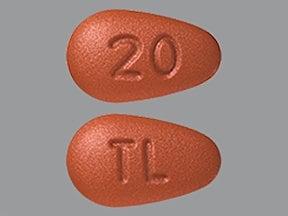 Trintellix 20 mg tablet