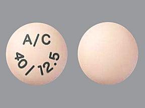 Edarbyclor 40 mg-12.5 mg tablet