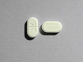 warfarin 7.5 mg tablet