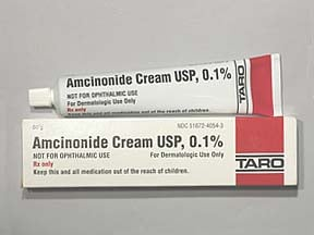amcinonide 0.1 % topical cream