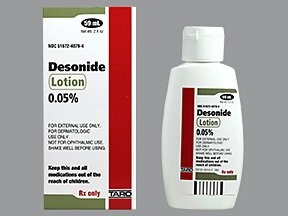 desonide 0.05 % lotion