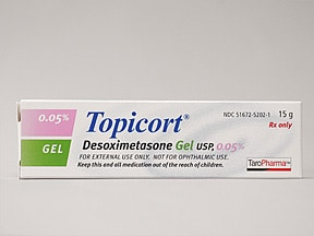 Topicort 0.05 % topical gel