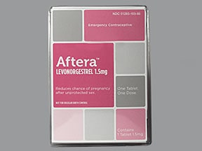 Aftera 1.5 mg tablet