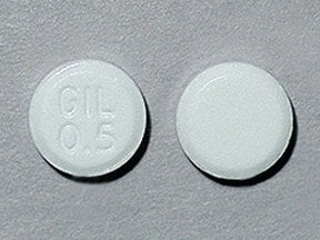 Azilect 0.5 mg tablet