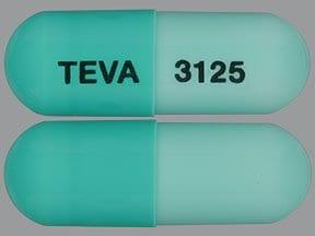 dicloxacillin 500 mg capsule