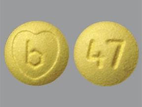 bisoprolol 2.5 mg-hydrochlorothiazide 6.25 mg tablet