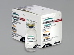 ifosfamide-mesna 1 gram-1 gram intravenous kit