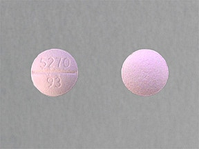 bisoprolol fumarate 5 mg tablet