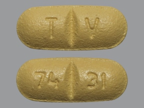valsartan 40 mg tablet