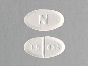 glyburide micronized 1.5 mg tablet