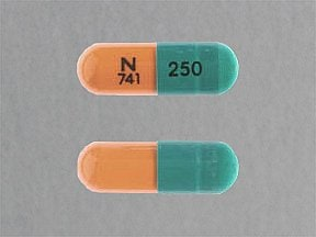 mexiletine 250 mg capsule