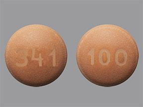 lamotrigine ER 100 mg tablet,extended release 24 hr