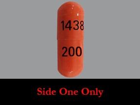 fenofibrate micronized 200 mg capsule