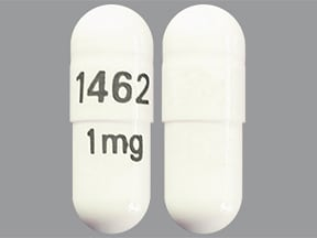anagrelide 1 mg capsule