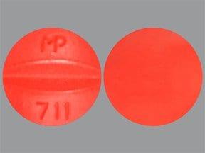 bisoprolol fumarate 5 mg tablet
