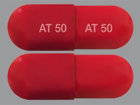 triamterene 50 mg capsule
