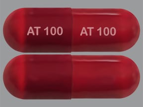 triamterene 100 mg capsule