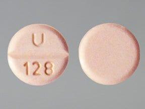 hydrochlorothiazide 25 mg tablet