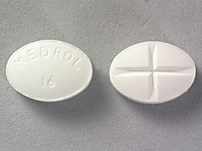 methylprednisolone 16 mg tablet