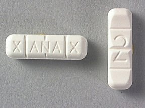 Xanax Oral : Uses, Side Effects, Interactions, Pictures ...