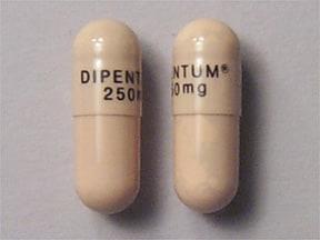 Dipentum 250 mg capsule
