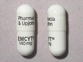 Emcyt 140 mg capsule