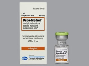 Depo-Medrol 40 mg/mL suspension for injection