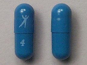 Detrol LA 4 mg capsule,extended release