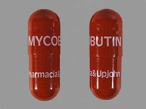 rifabutin 150 mg capsule