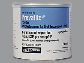 Prevalite 4 gram oral powder