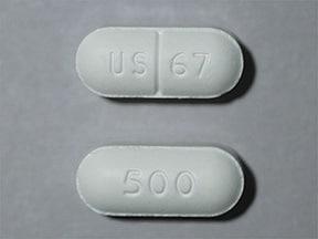 Niacor 500 mg tablet