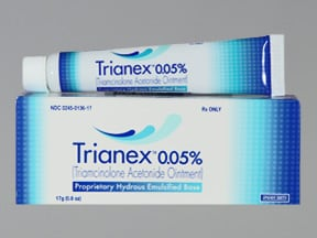 Trianex 0.05 % topical ointment