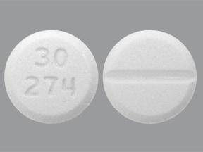 morphine 30 mg immediate release tablet