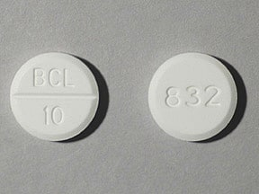 bethanechol chloride 10 mg tablet