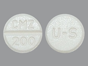 carbamazepine 200 mg tablet