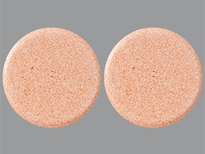 Klor-Con/EF 25 mEq effervescent tablet