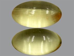 cholecalciferol (vitamin D3) 125 mcg (5,000 unit) capsule