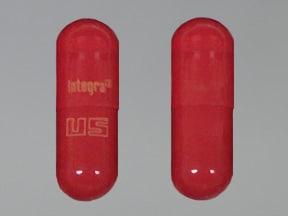 Integra 125 mg-40 mg-3 mg capsule
