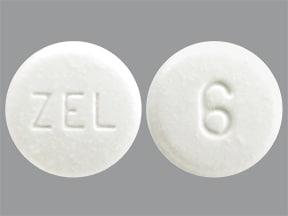 Zelnorm 6 mg tablet