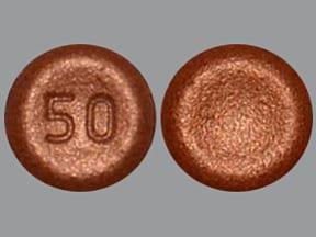 Xadago 50 mg tablet